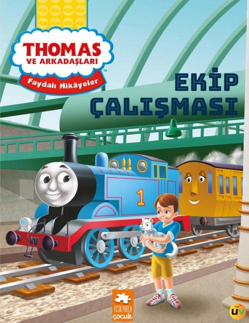 Thomas ve Arkadaşları Ekip Çalışması