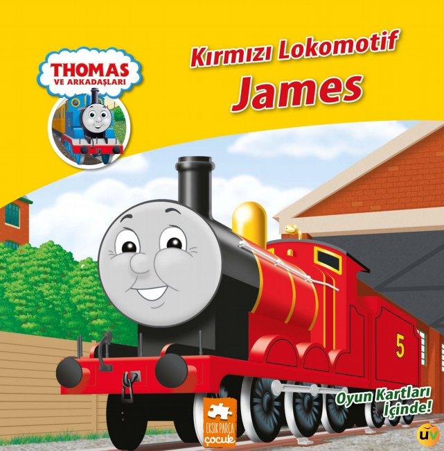Kırmızı Lokomotif James