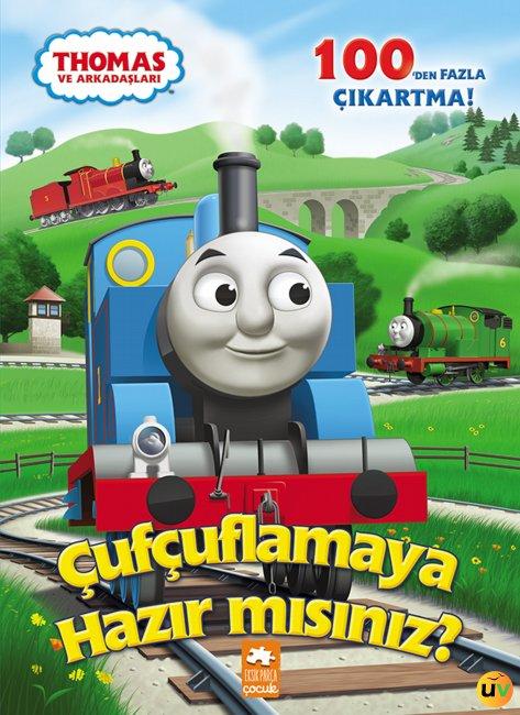 Thomas ve Arkadaşları - Çufçuflamaya Hazır mısınız?