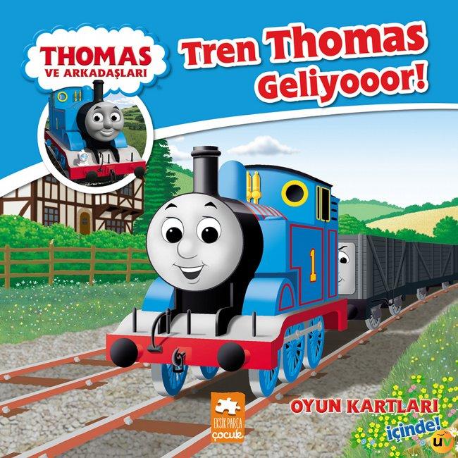 Thomas ve Arkadaşları - Tren Thomas Geliyooor!