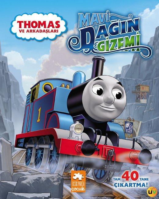 Thomas ve Arkadaşları - Mavi Dağ'ın Gizemi